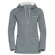 VAUDE Sentino III Jacket Women pewter grey